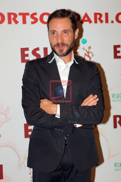 XIV Sopar Solidari de Nadal.<br /> Esport Solidari Internacional-ESI.<br /> Antonio David Flores.