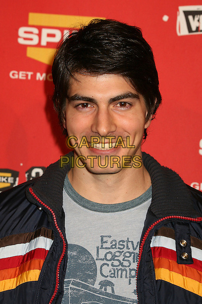 BRANDON ROUTH.Spike TV's 2006 Video Game Awards at the Galen Center - Arrivals, Los Angeles, California, USA, 08 December 2006..portrait headshot.CAP/ADM/BP.©Byron Purvis/Admedia/Capital Pictures