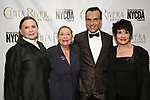 Ann Reinking, Graciela Daniele, Joe Lanteri, Chita Rivera attends the Chita Rivera Awards at NYU Skirball Center on May 19, 2019 in New York City.