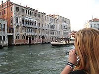 A few of the15th Century Palaces on the Grand Canal, Venice.