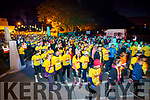 The Darkness into Light walk sets off in Tralee, on Saturday last.