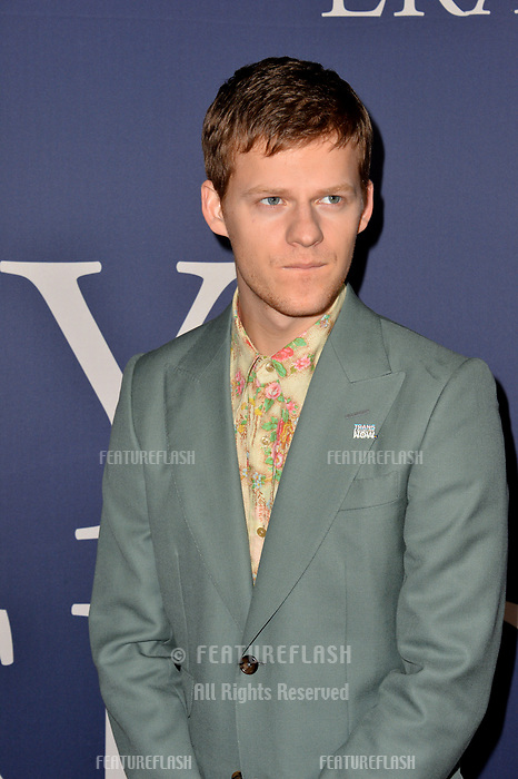 LOS ANGELES, CA. October 29, 2018: Lucas Hedges at the Los Angeles premiere for &quot;Boy Erased&quot; at the Directors Guild of America.<br /> Picture: Paul Smith/Featureflash