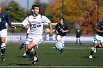 21 October 2012: Northwestern's Joey Calistri. The Northwestern University Wildcats played the Penn State University Nittany Lions at Lakeside Field in Evanston, Illinois in a 2012 NCAA Division I Men's Soccer game. Penn State won the game 1-0 in golden goal overtime.