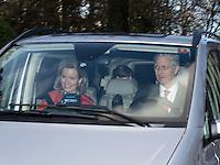 Prince Amedeo of Belgium engagement to Elisabetta Maria Rosboch von Wolkenstein - Belgium