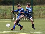 Moneymore Mathew Mooney Slane Wanderers Lorcan Smith.  Photo:Colin Bell/pressphotos.ie