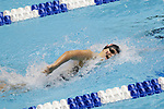 INDIANAPOLIS, IN - MARCH 18: Katie Ledecky of Stanford University swims in the 1650-yard freestyle during the Division I Women's Swimming & Diving Championships held at the Indiana University Natatorium on March 18, 2017 in Indianapolis, Indiana. (Photo by A.J. Mast/NCAA Photos via Getty Images)