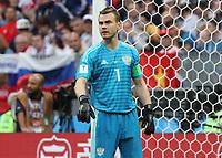Torwart Igor Akinfeev (Russland, Russia) - 14.06.2018: Russland vs. Saudi Arabien, Eröffnungsspiel der WM2018, Luzhniki Stadium Moskau