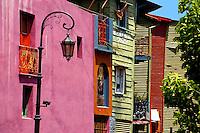 La Boca Alley