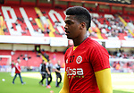 Jamal Blackman of Sheffield Utd during the English championship league match at Bramall Lane Stadium, Sheffield. Picture date 5th August 2017. Picture credit should read: Jamie Tyerman/Sportimage