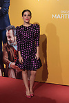 Nuria Gago during Premiere Vivir dos veces at Capitol Cinema on September 5, 2019 in Madrid, Spain.<br />  (ALTERPHOTOS/Yurena Paniagua)