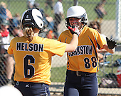Lake Orion at Clarkston, Varsity Softball, 5/1/13