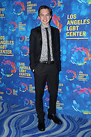 WEST HOLLYWOOD, CA - SEPTEMBER 24: Hayden Byerly attends the Los Angeles LGBT Center's 47th Anniversary Gala Vanguard Awards at Pacific Design Center on September 24, 2016 in West Hollywood, California. (Credit: Parisa Afsahi/MediaPunch).