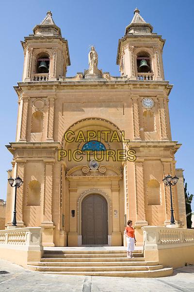 Our Lady of Pompeii Church, also known as Marsaxlokk Church, Marsaxlokk, Malta