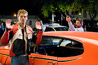 Sex Drive (2008) <br /> James Marsden &amp; Keith Hudson <br /> *Filmstill - Editorial Use Only*<br /> CAP/MFS<br /> Image supplied by Capital Pictures