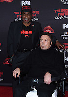 Ben Vereen + Tim Curry @ the Fox Television premiere of 'The Rocky Horror Picture Show' held @ the Roxy. October 13, 2016 , West Hollywood, USA. # PREMIERE DE 'THE ROCKY HORROR PICTURE SHOW' A LOS ANGELES