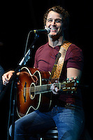 HOLLYWOOD FL - OCTOBER 21 : Easton Corbin performs at Hard Rock live during the 99.9 KISS Country Stars N Guitars concert held at the Seminole Hard Rock hotel & Casino on October 21, 2012 in Hollywood, Florida.  Credit: mpi04/MediaPunch Inc. /NortePhoto