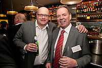 Mark Rutherford (left) of Gateley wih Paul Ritchie of Foremost Security