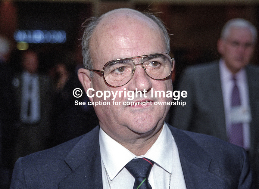 John Taylor, MP, Solihull, Conservative Party, UK, 199910040<br />