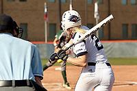 SAN ANTONIO, TX - MARCH 9, 2019: The University of Texas at San Antonio Roadrunners sweep the double header 7-0 and 7-5 versus the University of Alabama at Birmingham Blazers at UTSA Roadrunner Field. (Photo by Jeff Huehn)
