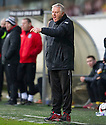 Dunfermline manager Jim Jeffries.