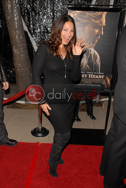 """Fran Drescher<br /> at the """"Crazy Heart"""" Los Angeles Premiere, Acadamy of Motion Picture Arts and Sciences, Beverly Hills, CA. 12-08-09<br /> David Edwards/DailyCeleb.com 818-249-4998"""