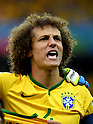 David Luiz (BRA),<br /> JULY 8, 2014 - Football / Soccer : FIFA World Cup 2014 semi-finals match between Brazil 1-7 Germany at Mineirao stadium in Belo Horizonte, Brazil.<br /> (Photo by FAR EAST PRESS/AFLO)