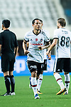 Besiktas Istambul Defender Adriano Correia (C) in action during the Friendly Football Matches Summer 2017 between FC Schalke 04 Vs Besiktas Istanbul at Zhuhai Sport Center Stadium on July 19, 2017 in Zhuhai, China. Photo by Marcio Rodrigo Machado / Power Sport Images