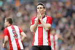Athletic de Bilbao's Aritz Aduriz during La Liga match. February 13,2016. (ALTERPHOTOS/Acero)