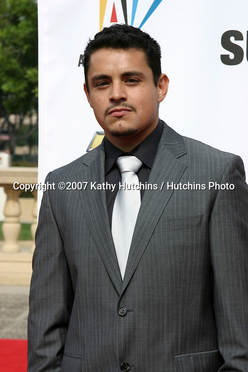 Jesse Garcia.ALMA Awards 2007.Pasadena Civic Auditorium.Pasadena, CA.June 1, 2007.©2007 Kathy Hutchins / Hutchins Photo....