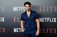 Christian Sanchez attends to 'Elite' premiere at Museo Reina Sofia in Madrid, Spain. October 02, 2018. (ALTERPHOTOS/A. Perez Meca) /NortePhoto.com NORTEPHOTOMEXICO