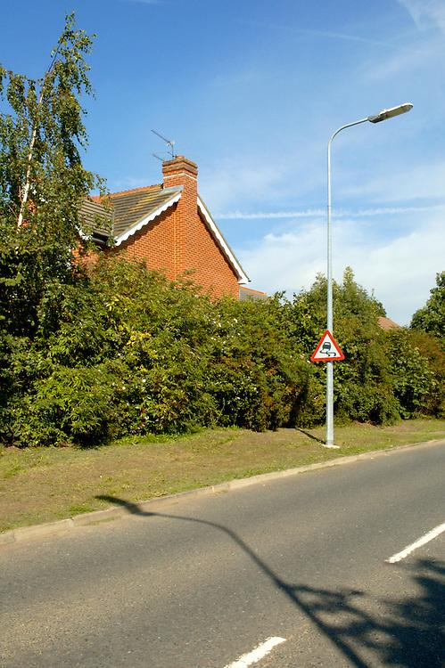 Suburban Road, Southern England