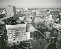 1961 December 29..Redevelopment.Downtown North (R-8)..Downtown Progress..North View from VNB Building..HAYCOX PHOTORAMIC INC..NEG# C-61-5-101.NRHA#..