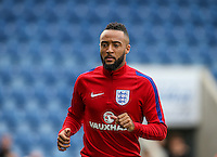 Nathan Redmond (Southampton) of England before the International EURO U21 QUALIFYING - GROUP 9 match between England U21 and Norway U21 at the Weston Homes Community Stadium, Colchester, England on 6 September 2016. Photo by Andy Rowland / PRiME Media Images.