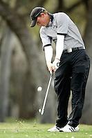 SAN ANTONIO, TX - FEBRUARY 18-19, 2008: The University of Texas at San Antonio Intercollegiate Men's Golf Tournament at Oak Hills Country Club. (Photo by Jeff Huehn)