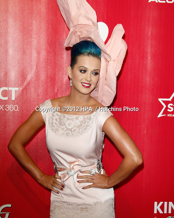 LOS ANGELES - FEB 10:  Katy Perry arrives at the 2012 MusiCares Gala honoring Paul McCartney at LA Convention Center on February 10, 2012 in Los Angeles, CA