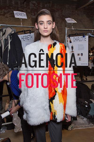 Nova Iorque, EUA – 02/2014 - Desfile de Thakoon durante a Semana de moda de Nova Iorque - Inverno 2014. <br /> Foto: FOTOSITE