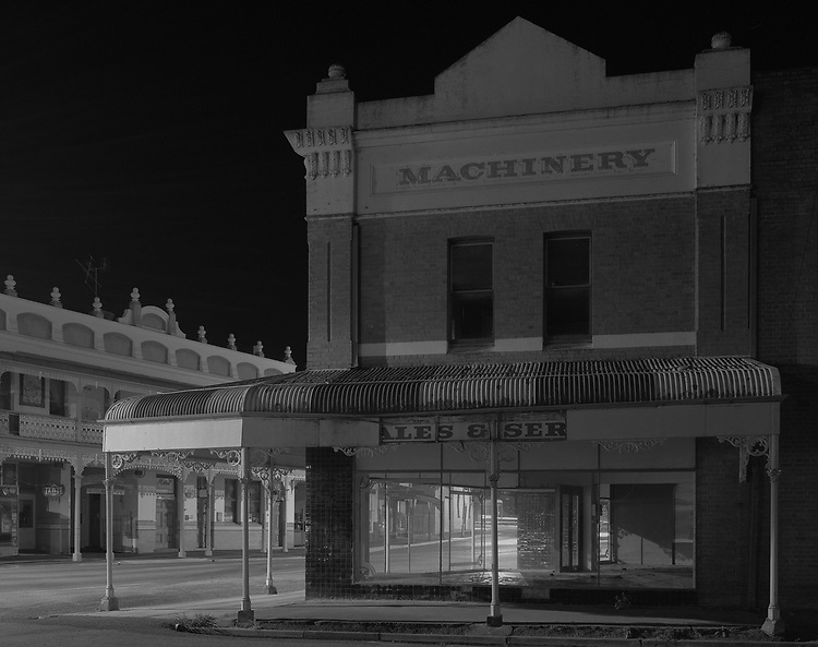 Street at Night<br />