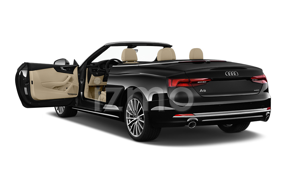 Car images of 2019 Audi A5-Cabriolet Premium-Plus 2 Door Convertible Doors