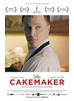 The Cakemaker (2017)   <br /> FRENCH POSTER ART<br /> *Filmstill - Editorial Use Only*<br /> CAP/FB<br /> Image supplied by Capital Pictures