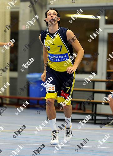 2011-09-07 / Basketbal / seizoen 2011-2012 / BBC Geel / Zeno Thoelen..Foto: mpics