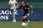 18 July 2009: Washington's Lisa De Vanna (AUS). The Washington Freedom defeated Saint Louis Athletica 1-0 at the RFK Stadium in Washington, DC in a regular season Women's Professional Soccer game.