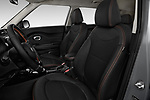 Front seat view of 2017 KIA Soul Exclaim 5 Door Hatchback Front Seat  car photos