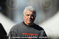November 6, 2010; Hamilton, Ontario, Canada; BC Lions head coach Wally Buono. CFL football: BC Lions vs. Hamilton Tiger-Cats at Ivor Wynne Stadium. The Lions defeated the Tiger-Cats 23-21. Mandatory Credit: Ron Scheffler.