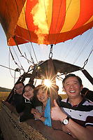 19 February - 2018 Hot Air Balloon Gold Coast and Brisbane
