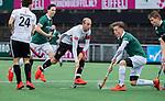 AMSTELVEEN -  Billy Bakker (Adam)   tijdens de hoofdklasse competitiewedstrijd heren, AMSTERDAM-ROTTERDAM (2-2). COPYRIGHT KOEN SUYK