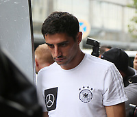 Lars Stindl (Deutschland Germany) - *cs*31.08.2017: Teamankunft Deutschland in Prag, Marriott Hotel