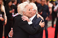 "Richard Eyre and Emma Thompson<br /> arriving for the premiere of ""The Children Act"" at the Curzon Mayfair, London<br /> <br /> ©Ash Knotek  D3420  16/08/2018"