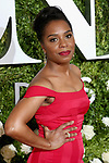 NEW YORK, NY - JUNE 11:  Actress Michelle Wilson attends the 71st Annual Tony Awards at Radio City Music Hall on June 11, 2017 in New York City.  (Photo by Walter McBride/WireImage)