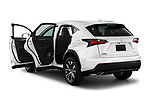 Car images of 2017 Lexus NX 200t-F-Sport 5 Door SUV Doors