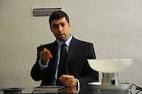 """UPTER GREEN.Upter - Università Popolare di Roma ha presentato in conferenza stampa Upter Green che intende offrire, attraverso l'avvio di corsi introduttivi agli ecolavori, la possibilità di avvicinarsi ai mestieri verdi, i cosiddetti """"Green Jobs"""", contribuendo a formare i professionisti del futuro.Enzo Patierno - Upter Green.."""